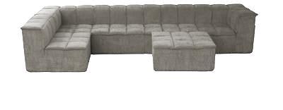 Andrea ch nier quadro i questo azzuro sof l for Couch quattro